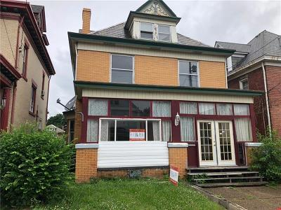 Jeannette Single Family Home For Sale: 313 N 1st Street