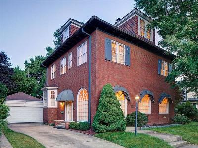 Shadyside Single Family Home For Sale: 125 Bayard Place
