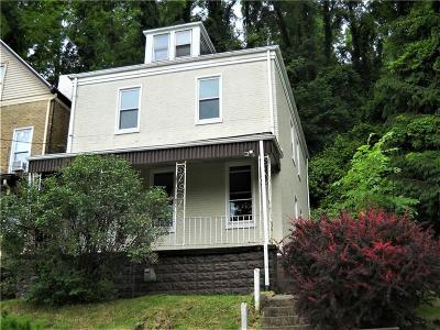 Wilmerding Single Family Home For Sale: 34 Morningside Ave