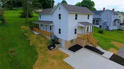 Greensburg, Hempfield Twp - Wml Single Family Home For Sale: 172 Front