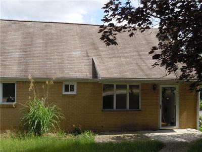 Wilkins Twp Single Family Home For Sale: 3740 Old William Penn