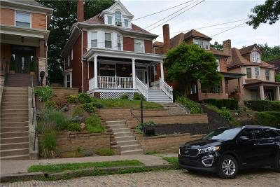 Regent Square Single Family Home Contingent: 1421 Macon Ave