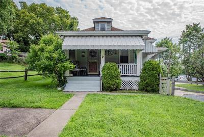 Wilkins Twp Single Family Home Contingent: 970 Greensburg Pike