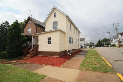 City Of Greensburg PA Single Family Home For Sale: $99,900