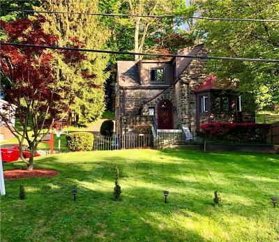 Penn Hills Single Family Home For Sale: 147 Spring Grove Rd