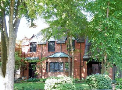 Squirrel Hill Single Family Home Contingent: 1211 Squirrel Hill Ave