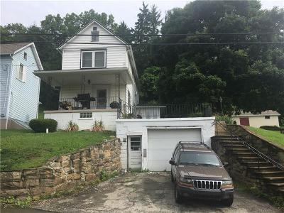 Single Family Home For Sale: 808 Depot St