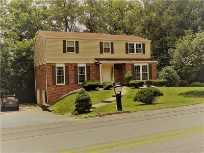 Penn Hills Single Family Home Contingent: 7117 Shannon Road