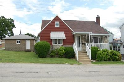 Single Family Home For Sale: 23 S Quarry Street
