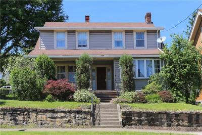 Somerset Boro Single Family Home For Sale: 518 W Main Street