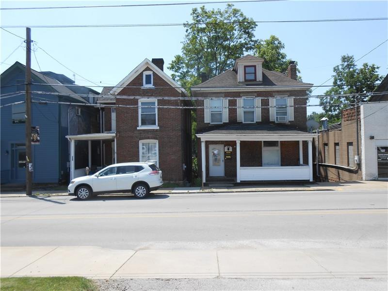 133 W Pike Canonsburg, PA    MLS# 1346195   Pittsburgh Homes