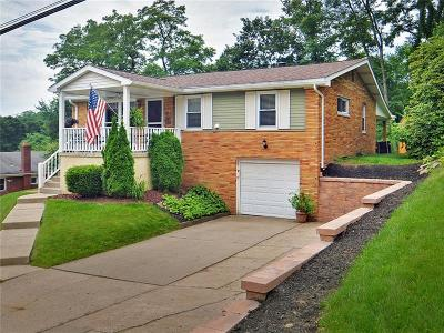 Wilkins Twp Single Family Home Contingent: 1022 Elizabeth