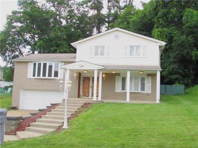 Penn Hills Single Family Home Contingent: 1002 Evergreen Dr