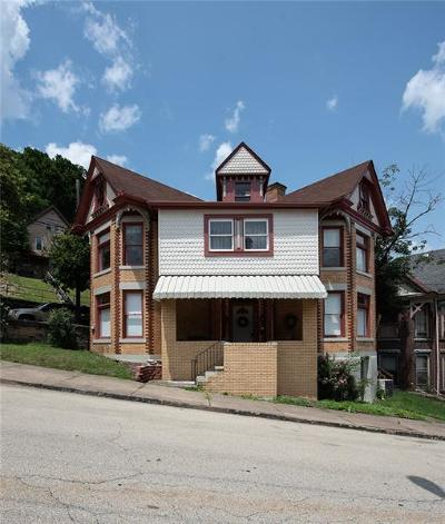 Wilmerding Single Family Home Contingent: 616 George