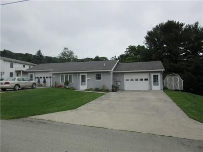 Somerset Boro Multi Family Home For Sale: 200 Hickory