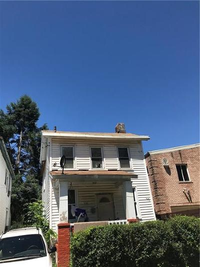 Verona Single Family Home For Sale: 330 Arch St