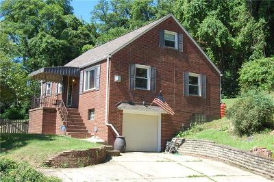 Wilkins Twp Single Family Home For Sale: 733 Negley Ave