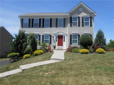 Canonsburg PA Single Family Home Sold: $324,000