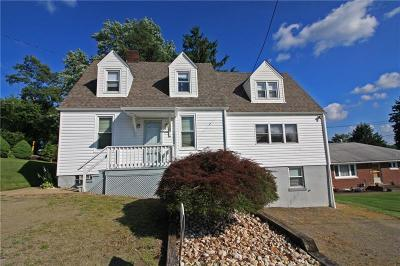 New Kensington PA Single Family Home Contingent: $95,000