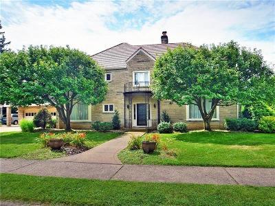 Latrobe Single Family Home For Sale: 815 Weldon St
