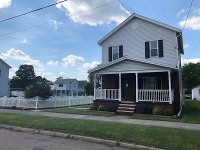 Meyersdale Boro Single Family Home Contingent: 33 Broadway St