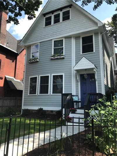 Shadyside Single Family Home For Sale: 18 Brownell St.
