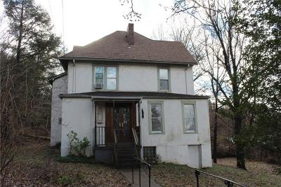 Penn Hills Single Family Home For Sale: 3201 Graham Blvd. Ext.