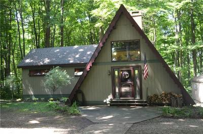 Indian Lake Boro Single Family Home Active Under Contract: 340 South Shore Trail