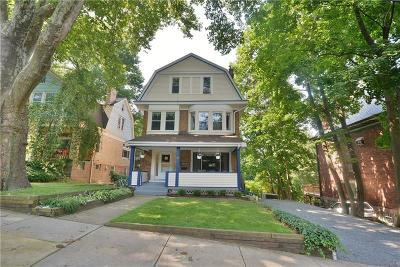 Edgewood Single Family Home Contingent: 152 Lloyd Ave