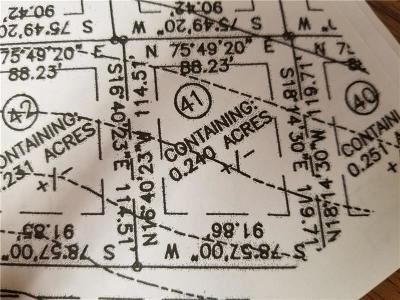 Somerset/Cambria County Residential Lots & Land For Sale: Lot 41 Pammi Road