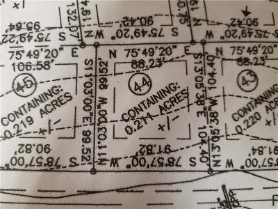 Somerset/Cambria County Residential Lots & Land For Sale: Lot 44 Pammi Road