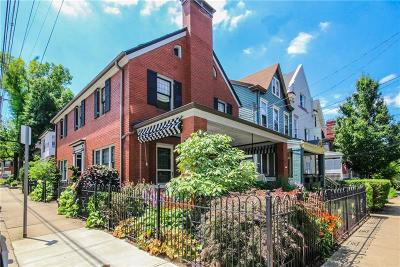 Shadyside Single Family Home Contingent: 5438 Howe St