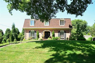 Wilkins Twp Single Family Home For Sale: 314 Braddsley Drive