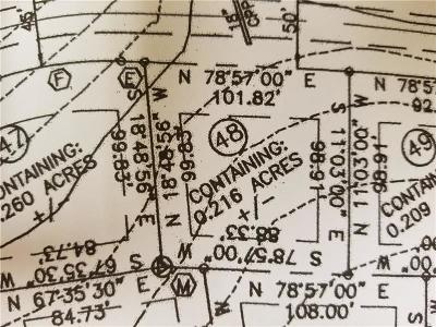 Somerset/Cambria County Residential Lots & Land For Sale: Lot 48 Pammi Road