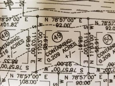 Somerset/Cambria County Residential Lots & Land For Sale: Lot 49 Pammi Road