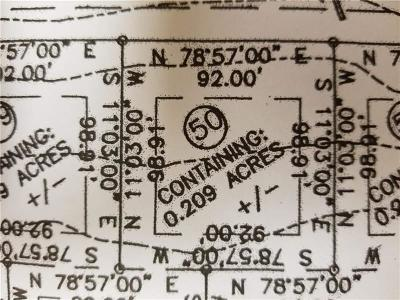 Somerset/Cambria County Residential Lots & Land For Sale: Lot 50 Pammi Road