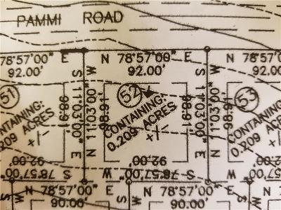 Somerset/Cambria County Residential Lots & Land For Sale: Lot 52 Pammi Road