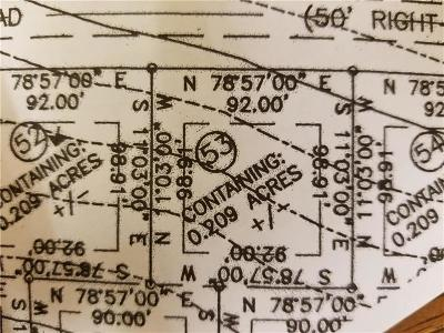 Somerset/Cambria County Residential Lots & Land For Sale: Lot 53 Pammi Road
