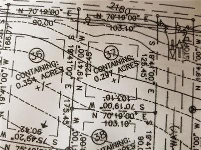 Somerset/Cambria County Residential Lots & Land For Sale: Lot 37 Berkshire Avenue