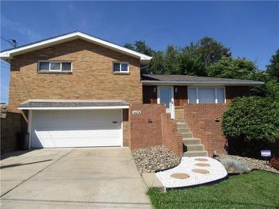 Irwin Single Family Home For Sale: 14278 Overholt Dr