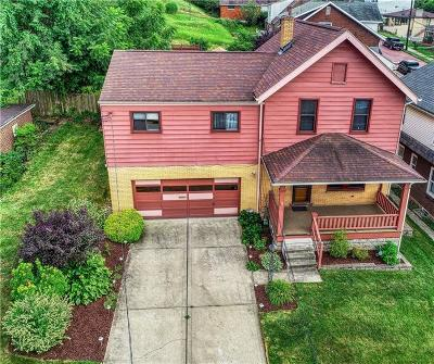 Trafford Single Family Home For Sale: 803 5th Street