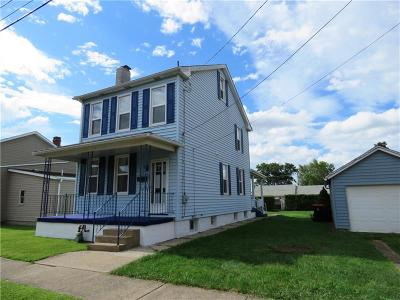 Latrobe Single Family Home For Sale: 117 Avenue A