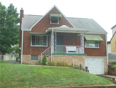 Trafford Single Family Home Contingent: 311 E Edgewood Ave