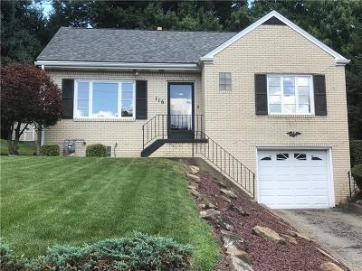 Wilkins Twp Single Family Home For Sale: 116 Patterson St