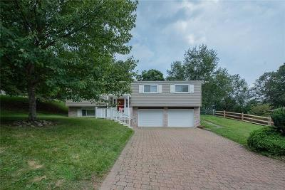 Murrysville Single Family Home For Sale: 3660 Forbes Trail Drive