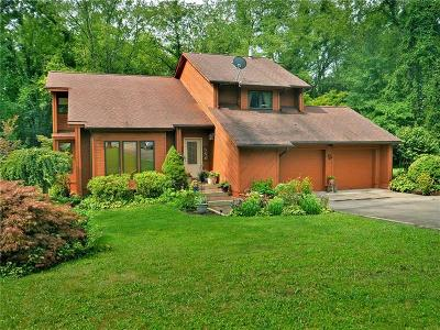 Murrysville Single Family Home Contingent: 2542 Pleasant Valley