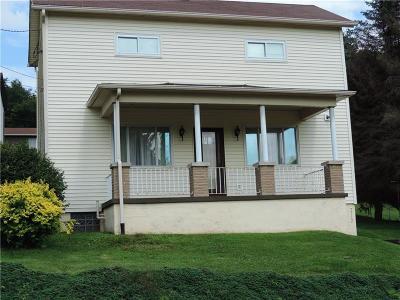 Single Family Home For Sale: 2112 Claridge-Elliott Road