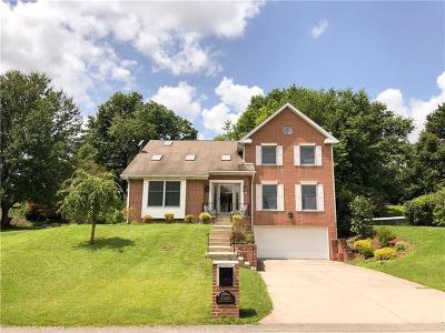 Murrysville Single Family Home For Sale: 2360 Mount Vernon