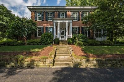 Single Family Home For Sale: 1104 Mt Pleasant Road