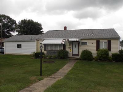 Latrobe Single Family Home For Sale: 104 Braddock Drive